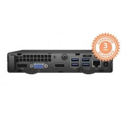 HP 800 G2 (face arrière)